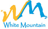 White Mountain Backpacks Logo